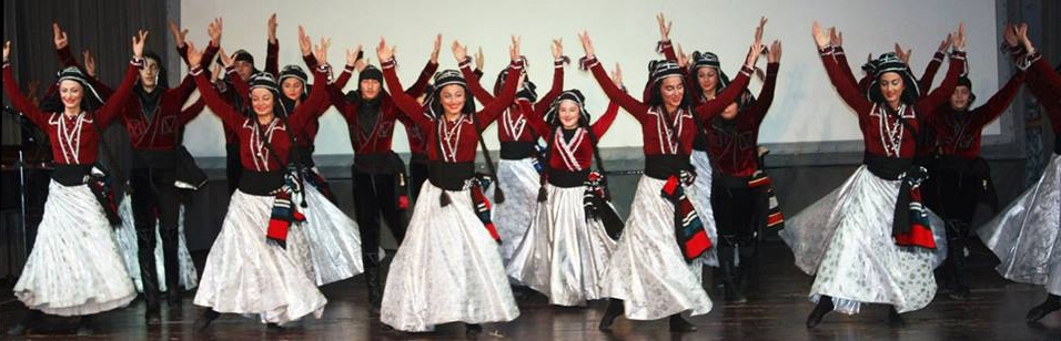 Georgian Dances at Caucasus Center