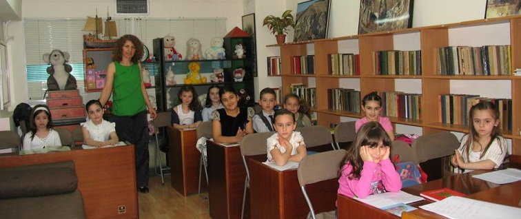education at Caucasus Center